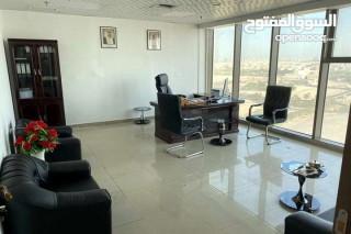 مكاتب تجارية مميزة للإيجار